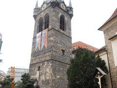 聖ヘンリー教会と聖クンフタ教会を見た後、セノヴァージュネー通りを挟んで向かい側にあったヘンリーの塔を見学しました。塔は0階~10階まであるようで写真での説明がありました。