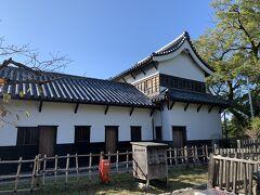 福岡城の多聞櫓。