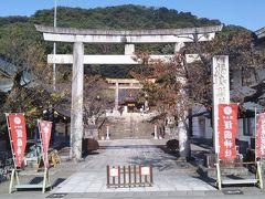 護国神社の前を通る。少しだけ立ち寄る。