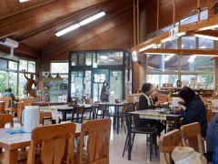 本耶馬渓はそばの産地だそうです。道の駅耶馬トピアではそば打ち体験ができるほか、そば処で味わうことができます。