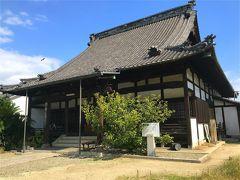 こちらが圓福寺。 圓福寺の座敷からの眺めは格別らしいのですが、この日は中へ入れず。
