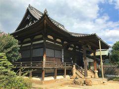 円福寺からは歩いて直ぐの福禅寺へ到着! 平安時代に建てられたといわれているお寺です。
