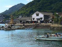 江戸時代の港湾施設である「常夜燈」「雁木」「波止場」 「焚場」「船番所」が全て揃って残っているのは 日本全国でも鞆港のみだとか。それって凄くない?