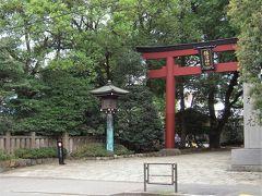 そして裏門坂を少し下ったところにあるのは同じく根津神社の北口の鳥居  久し振りに団子坂を上がって、森鴎外旧居跡から根津神社裏門まで歩いてみると、両脇の住宅がかなり建て替わっていたり、現在まさに建て替え中だったりでしたが、現在でも、自然に開かれた道のおもかげを感じることが出来ました。団子坂上から上富士への区間は、今は「本郷保健所通り」の呼び方が通り名となっているそうです。  今回も我が家から歩いて行けるところの旅行記で恐縮ですが、最後までお読みくださいまして誠にありがとうございました。 いつもご訪問頂きありがとうございます。                      ・・・☆紅映☆・・・