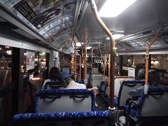 路線バスで羽田空港へ向かいます。