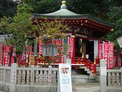 日本三大弁財天の1つ妙音弁天が奉安され、拝観するにはお金が掛かるので、写真だけにします。
