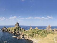 西ノ島国賀海岸。