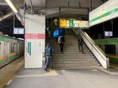 栃木県小山駅です。