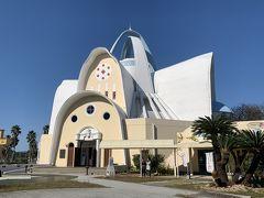 崎津教会から天草五橋を通って「天草四郎ミュージアム」に。「天草島原の乱」の歴史が映像などによりわかりやすかったです。