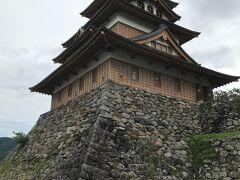 長野県を南下して、次は諏訪高島城です。