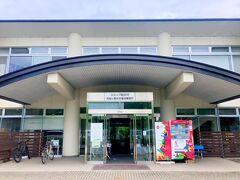 スカップ軽井沢の温水プールにて1キロスイム。