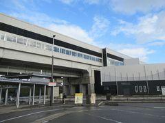 いつもながら一番早く乗れる新幹線で、 8:58「黒部宇奈月温泉駅」着。