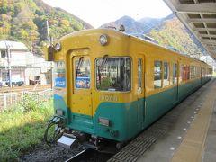 10:00 30分遅れで隣接する富山地方鉄道「新黒部駅」発