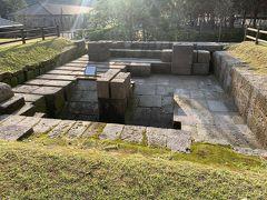仙巌園 (磯庭園) 反射炉跡