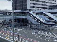 久しぶりの伊丹空港 自家用車できました 駐車料金 KIXカードで1割引きです