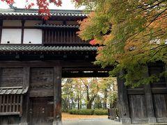 弘前城に到着