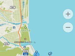AM12時15分。五つ目の観光スポット「ANAホリデイ・イン リゾート」に到着。