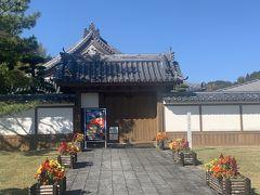 青島から高千穂に向かう途中に佐土原城歴史資料館に寄りましたが、平日で休館でした。