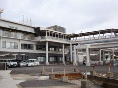 桜島港フェリーターミナル CUTEでアイランドビューバスにも乗ります