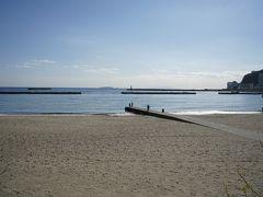 続いて熱海サンビーチへ。