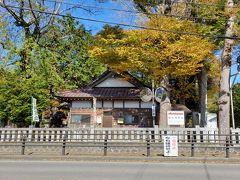 忍野八海の隣にある浅間神社にいきます。