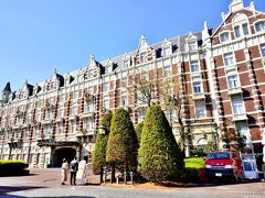 今日の宿泊「ホテルヨーロッパ」
