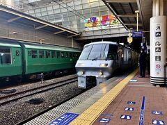 11月8日 9:31、博多駅発  「JRハウステンボス5号」 到着は、11:23という事で、約2時間弱の列車旅。