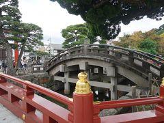 鶴岡八幡宮に到着しました。