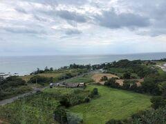 奄美パークからの眺め。