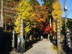 ポーラ美術館を出て次に向かったのが、箱根仙石原交差点のところにある曹洞宗の寺院、長安寺です。