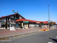 梓川SAで給油と休憩。 寒い寒い!長野寒いなあ。7℃位だったかな。