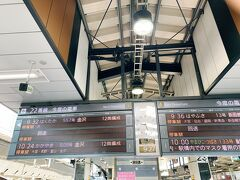 はくたか(全車禁煙)557号 東京(09:32)→軽井沢(10:34)乗車