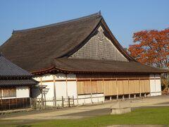 大書院(明治以降、大書院のみ残りましたが、昭和19年の失火で消失しましたが、平成12年に再建しました。)