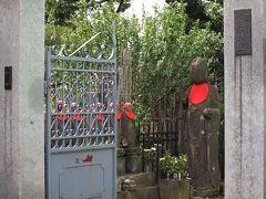 多寶院(谷中6丁目) 真言宗豊山派のお寺です。ご本尊は多宝如来とのこと。これって珍しいことらしいです。御府内八十八ヶ所霊場49番札所になっており、吉祥天を安置するお寺でもあります。神田北寺町に創建され、1648年に当地に移転したという古刹です。