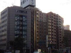 東横イン横浜桜木町