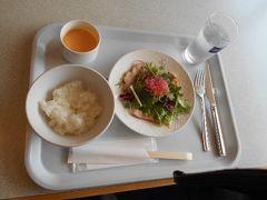 11:20バス出発。 奥只見湖遊覧船観光に向かう途中で 舞子高原ホテルのレストランでお昼になりました。 12:10着。13:10バス出発。