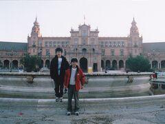 噴水広場(スペイン広場) 映画「ローマの休日」の舞台になった場所