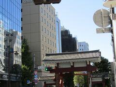 久しぶりのお江戸だ。  浜松町を出て、大門の近くはビジネスの人々でいっぱい。いつもならごった返す海外からの観光客は少ない感じが不思議だけど、東京の今なんですね。