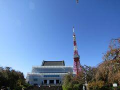 増上寺  空を見上げると、東京タワーは変わりないけれど、皆はコロナで大変なんですよ・・・、どうか世界が日常を取り戻しますように、と祈る。