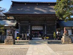 駅から歩こうかと思ったけれど、後が詰まると嫌なのでタクシーで磯前神社へ。タクシー1,280円。