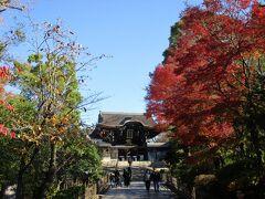 浄土真宗の寺院で、西大谷とも呼ばれています。