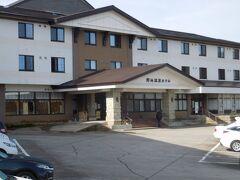 野地温泉ホテルに下りてきました。18年前に友人と来た時には、ここに泊まりました。