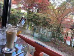 奈良に住んでいる時も足繁く通っていた奈良ホテル。ティーラウンジは気軽に利用できます。