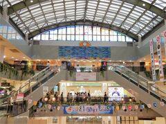 定刻に宮崎空港に到着。 初めての宮崎です。