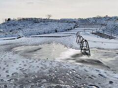 美幌峠はすっかり雪景色でした!