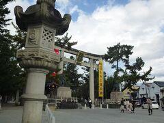 北野天満宮へ 金閣寺にも寄ろうかと一瞬よぎるがお寺の御朱印は集めてないのでまたの機会ということに。