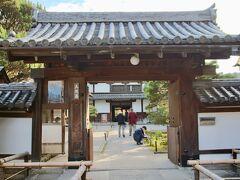 天授庵 南禅寺の別院のひとつで、素晴らしい庭園を味わえます。
