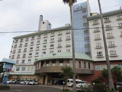 14:43 着いたところは青島グランドホテル