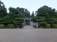 長慶天皇陵