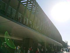 上野駅 公園口 新しくなってました